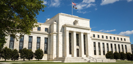Federal Reserve Bank in Washington D.C.